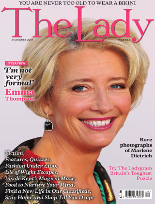 The Lady 24th August 2018