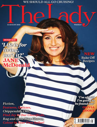 The Lady 31st August 2018