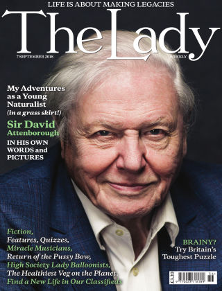 The Lady 7th September 2018