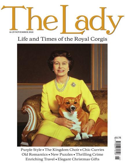 The Lady November 16, 2018 00:00