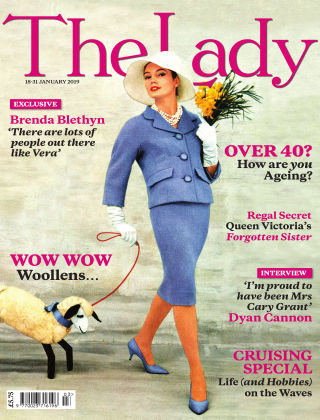 The Lady 18th January 2019