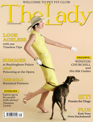 The Lady 2nd August 2019