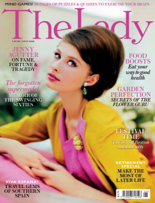 The Lady June Issue