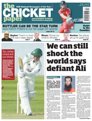 The Cricket Paper Issue No. 75
