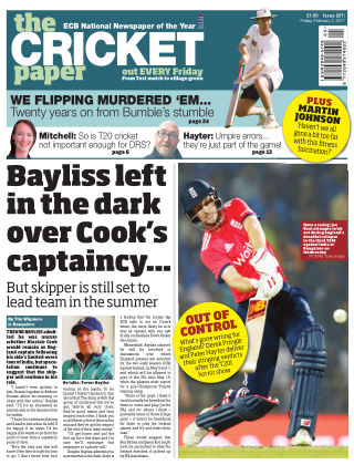 The Cricket Paper 3rd February 2017