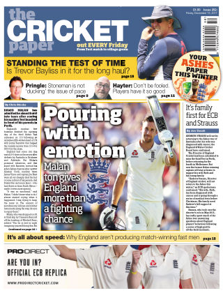 The Cricket Paper 15th December 2017