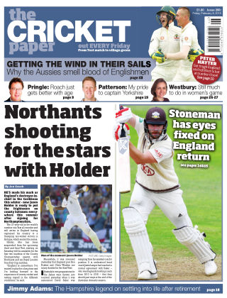 The Cricket Paper 7th February 2019