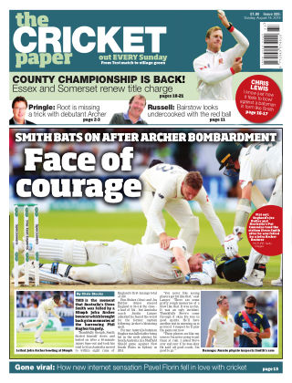 The Cricket Paper 18th August 2019