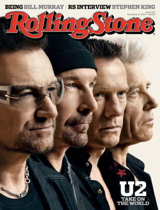 Rolling Stone November 6, 2014