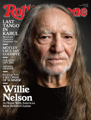 Rolling Stone August 28, 2014