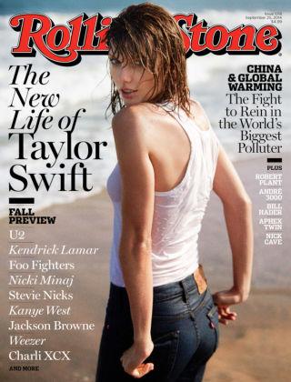 Rolling Stone September 25, 2014