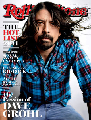 Rolling Stone December 4, 2014