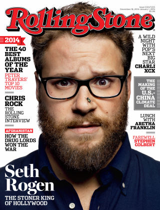 Rolling Stone December 18, 2014