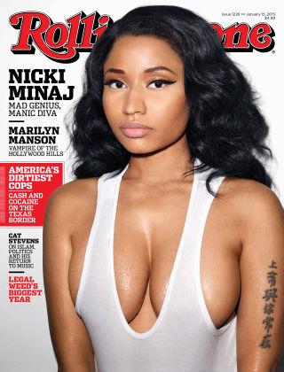 Rolling Stone January 15, 2015