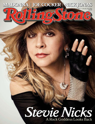 Rolling Stone January 29, 2015