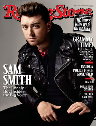Rolling Stone February 12, 2015