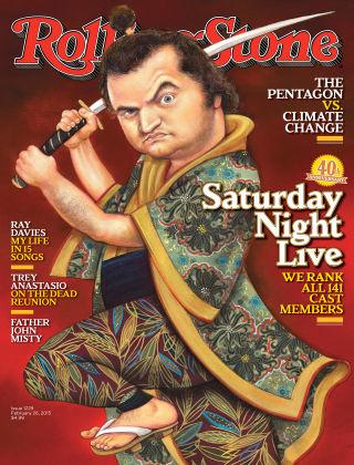Rolling Stone February 26, 2015