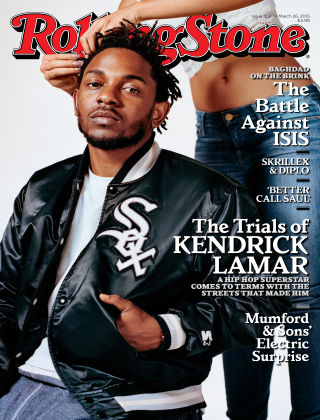 Rolling Stone March 26, 2015
