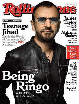 Rolling Stone April 9, 2015