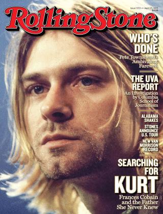 Rolling Stone April 23, 2015