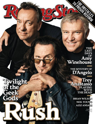Rolling Stone July 2, 2015