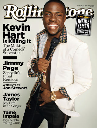 Rolling Stone August 13, 2015