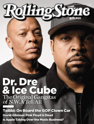 Rolling Stone August 27, 2015