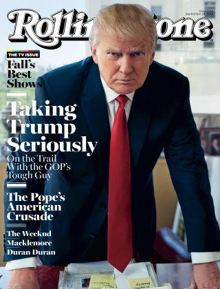 Rolling Stone September 24, 2015
