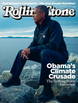 Rolling Stone October 8, 2015
