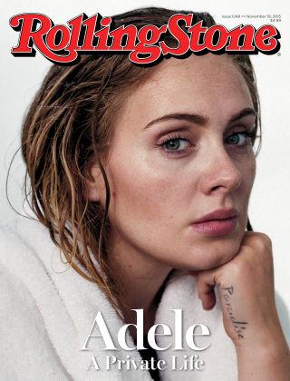 Rolling Stone Nov 19 2015