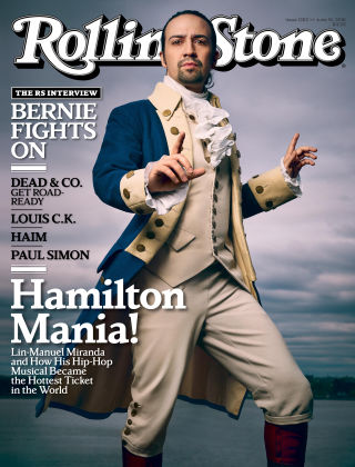 Rolling Stone Jun 16 2016