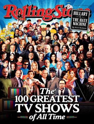 Rolling Stone Oct 6 2016