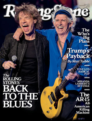 Rolling Stone Dec 1 2016