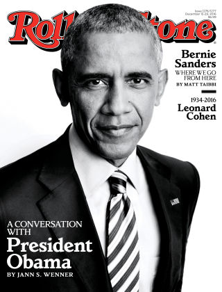 Rolling Stone Dec 15-29 2016