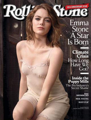 Rolling Stone Jan 12-26 2017
