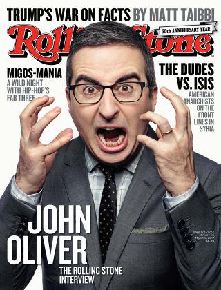 Rolling Stone Feb 23-Mar 9 2017