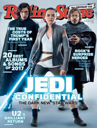 Rolling Stone Dec 14-28 2017