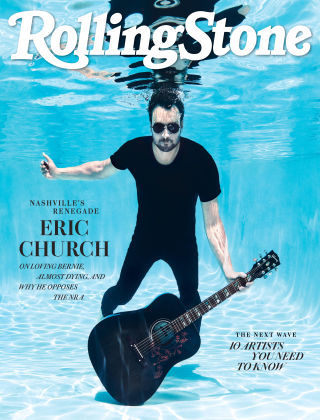 Rolling Stone Aug 2018