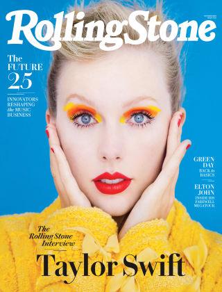 Rolling Stone Oct 2019