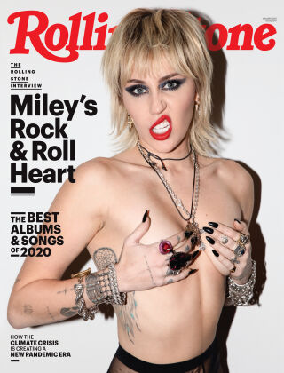 Rolling Stone January 2021