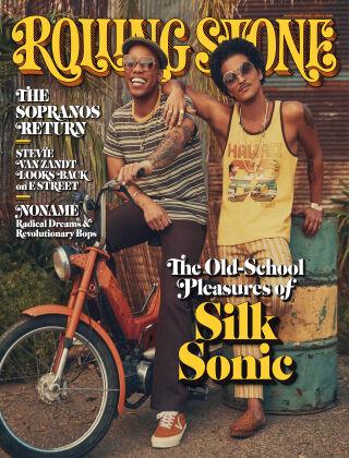 Rolling Stone September 2021