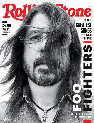 Rolling Stone October 2021