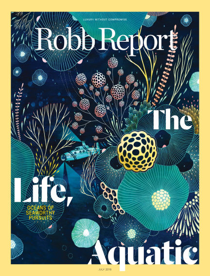 Robb Report July 03, 2018 00:00