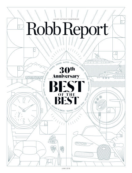 Robb Report June 05, 2018 00:00