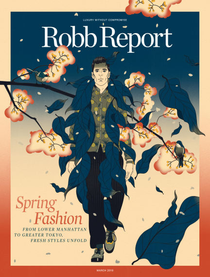 Robb Report March 06, 2018 00:00