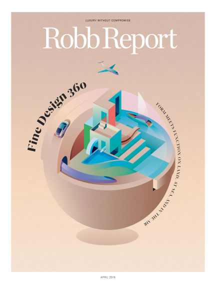 Robb Report April 03, 2018 00:00