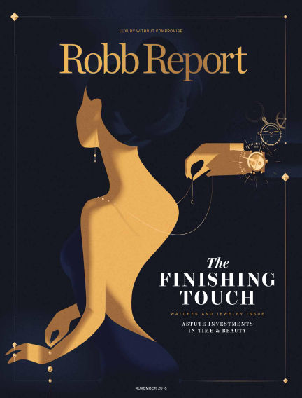Robb Report November 06, 2018 00:00