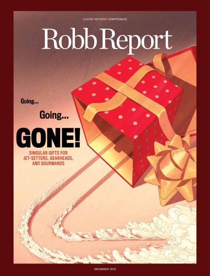 Robb Report December 04, 2018 00:00