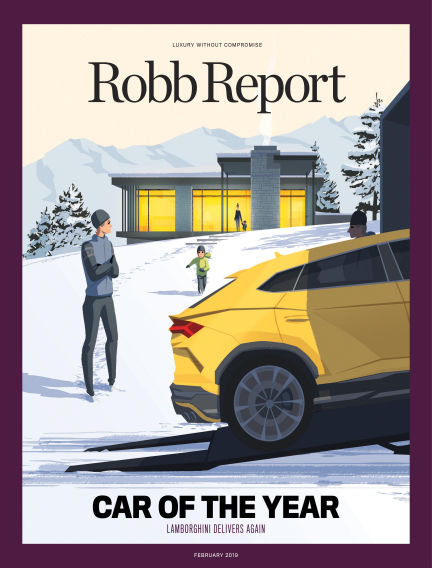 Robb Report February 05, 2019 00:00