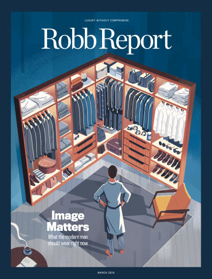 Robb Report March 05, 2019 00:00